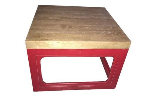 Fine Asianliving Fine Asianliving Cubic Chinese Coffee Table Solid Wood Red