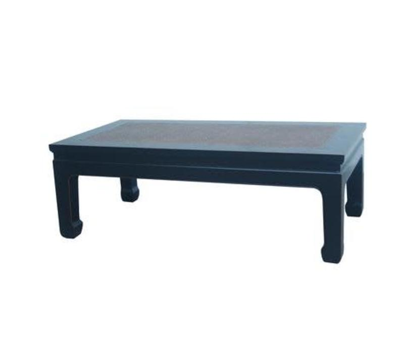 Fine Asianliving Chinese Coffee table Black Bamboo
