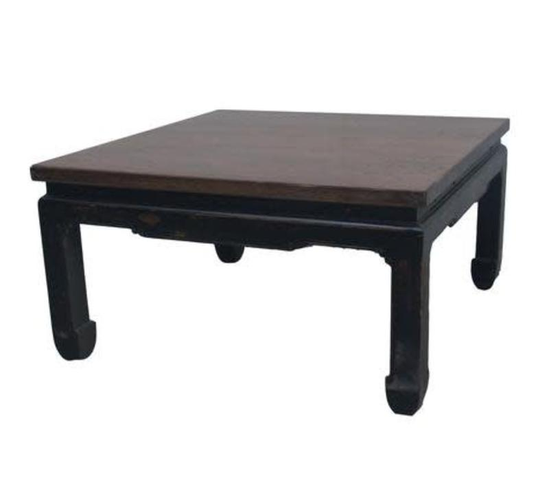 Fine Asianliving Chinese coffee table black