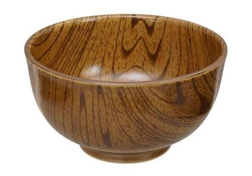 Fine Asianliving Tokyo Design Studio - Japanese Bowl Wood Look