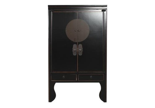 Fine Asianliving Fine Asianliving Chinese Bridal Cabinet Black