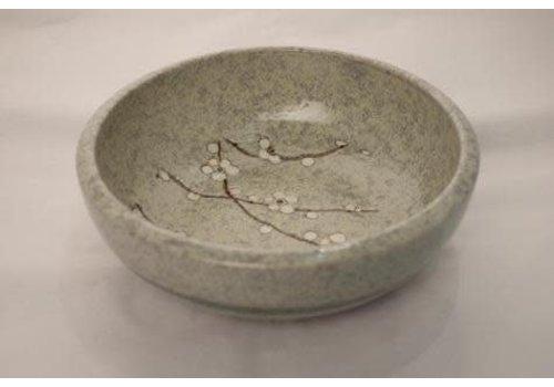 Fine Asianliving Japans Servies Soshun Grey Collection - Serveerschaal 23x7.5cm