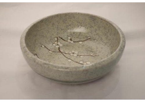 Fine Asianliving Soshun Grey Round Plate Medium 23.5cm