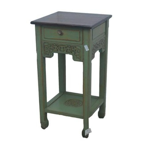 Fine Asianliving Chinese Plantentafel Groen