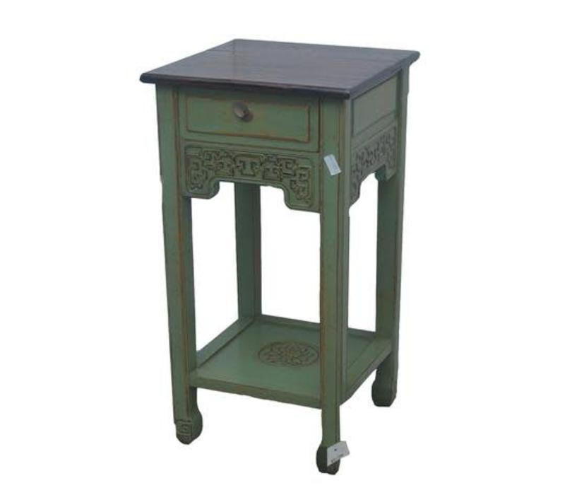 Fine Asianliving Chinese Plant Table Green