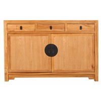 Fine Asianliving Chinese Sideboard Nature Collection