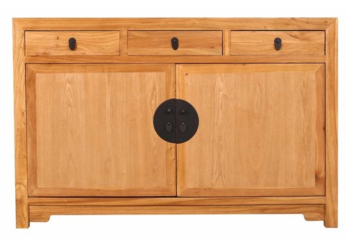 Fine Asianliving Fine Asianliving Chinees Dressoir Natural Massief Yuwood
