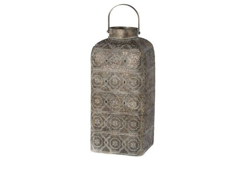 Fine Asianliving Lantern Midar gray 48 cm
