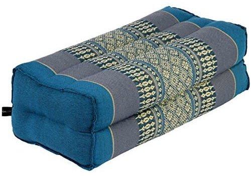 Fine Asianliving Short pillow / Yogablock Blue