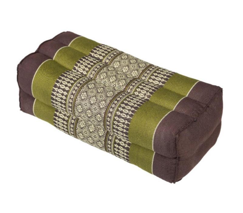 Short pillow / Yogablock Green