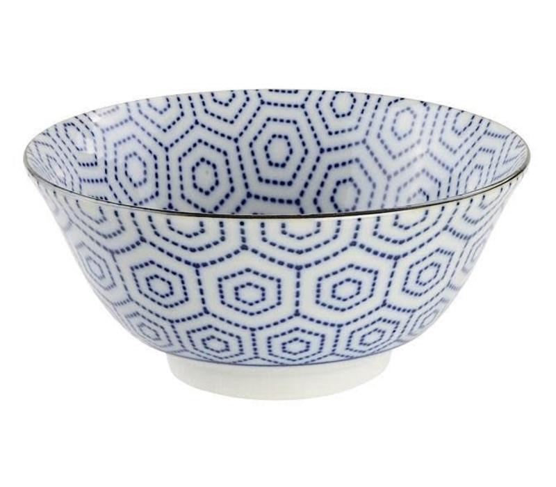 Japanese Tableware Mixed Bowls Snapper Porcelain 14.8x6.8 cm
