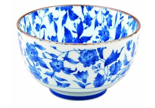 Fine Asianliving Tokyo Design Studio - Japanese Bowl Tayo Blue 12.7 x 7.5 cm