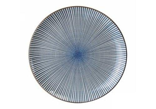Fine Asianliving Sendan Plate Round 15.5x2.5cm