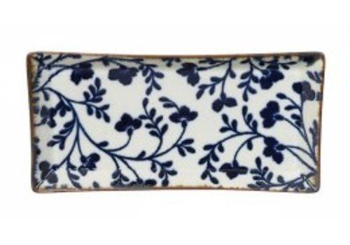 Fine Asianliving Fleur de Ligne Bord 23x11.5cm Wit