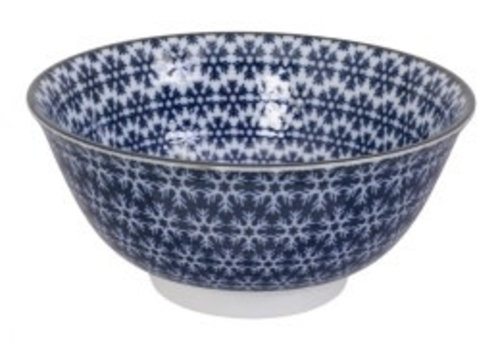 Fine Asianliving Mixed Bowls 14.8x7cm BL/WH