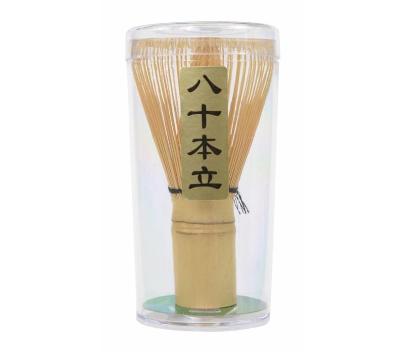 Matcha Kwast Bamboe