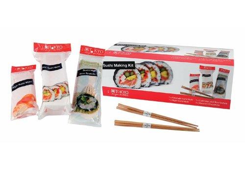 Fine Asianliving Japanse Sushi Making Kit 5-delig
