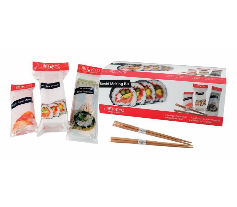 Japanse Sushi Making Kit 5-delig