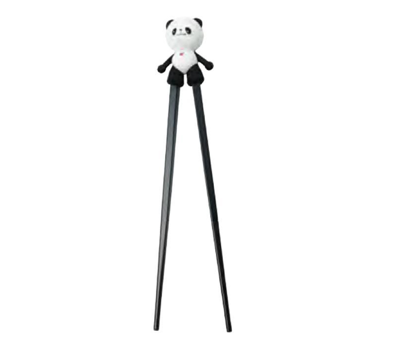 Chopsticks Kinderen Black Panda
