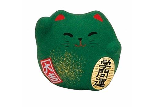 Fine Asianliving Lucky Cat Maneki Neko Klein - Study