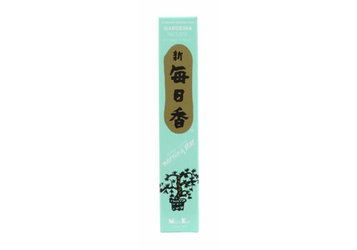 Fine Asianliving Morning Star Japanese Incense Gardenia 50pcs