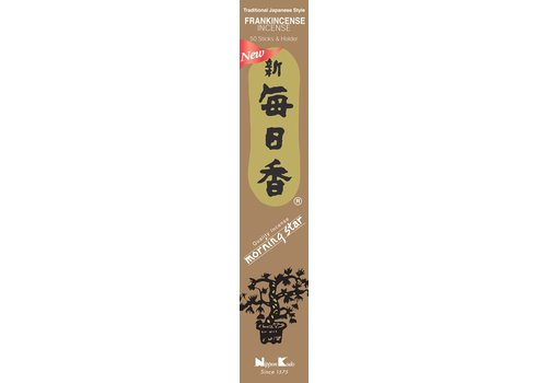 Fine Asianliving Morning Star Japanse Wierook Frankincense 50st