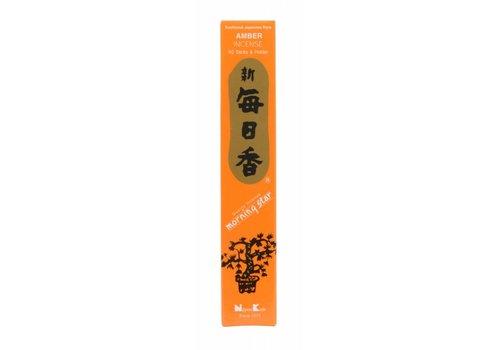 Fine Asianliving Morning Star Japanese Incense Amber 50pcs