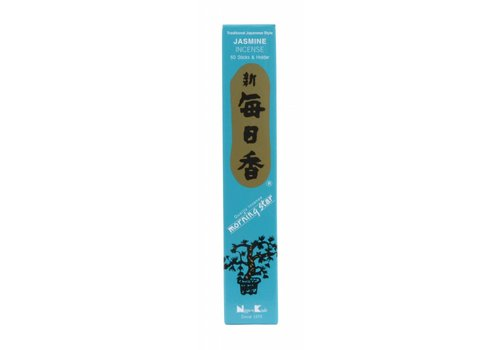 Fine Asianliving Morning Star Japanse Wierook Jasmin  50st