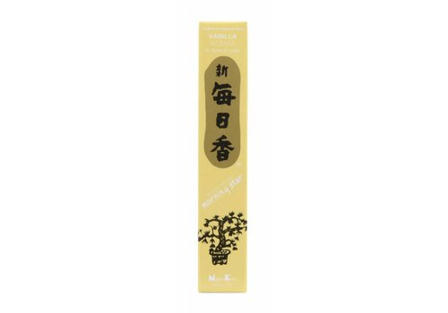 Fine Asianliving Morning Star Japanse Wierook Vanilla 50st