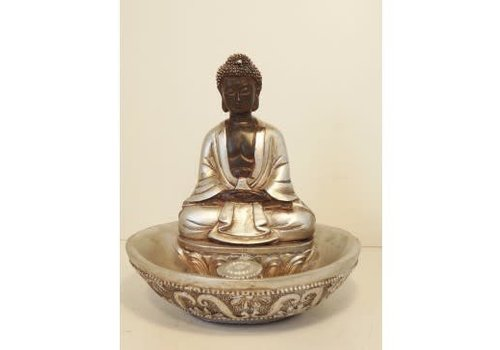 Fine Asianliving Wierookbrander met Japanse Boeddha