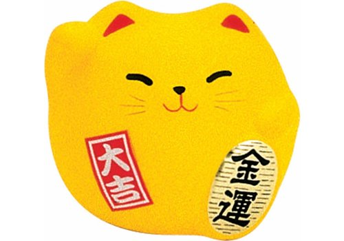 Fine Asianliving Lucky Cat Maneki Neko Small - Money