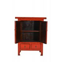 Chinese Cabinet Red Glassy - Shanxi, China