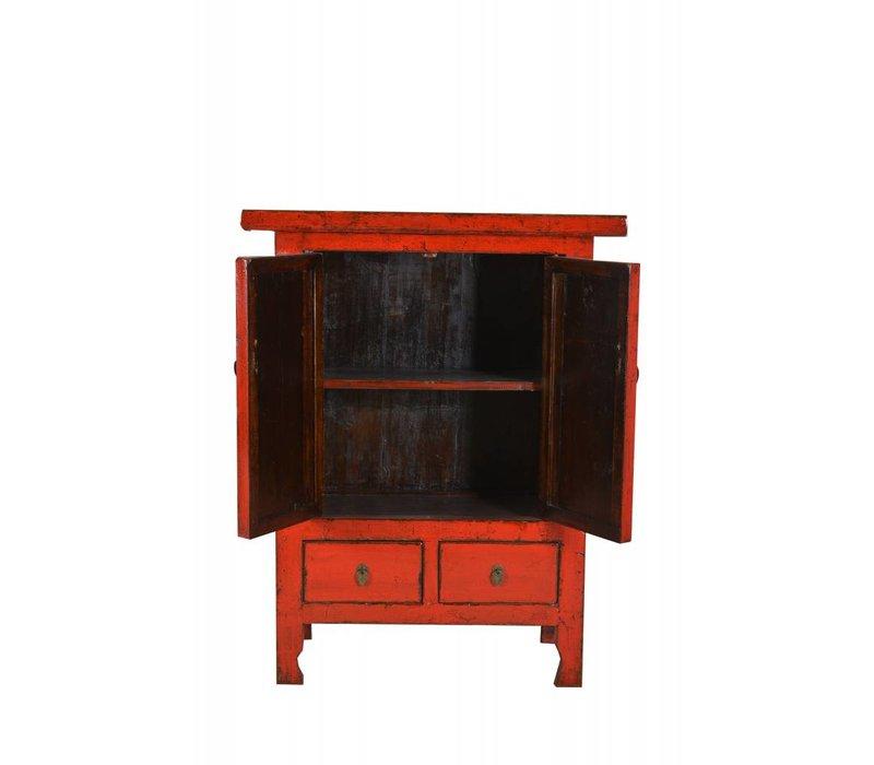 Chinees Kastje Rood Glassy  - Shanxi, China