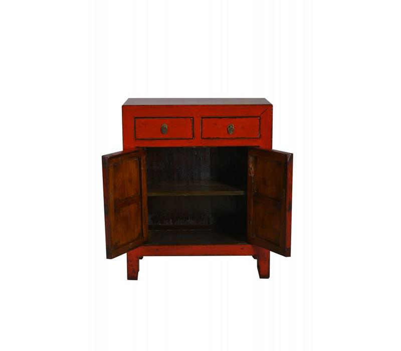Chinese Little  Cabinet Red  - Dongbei, China