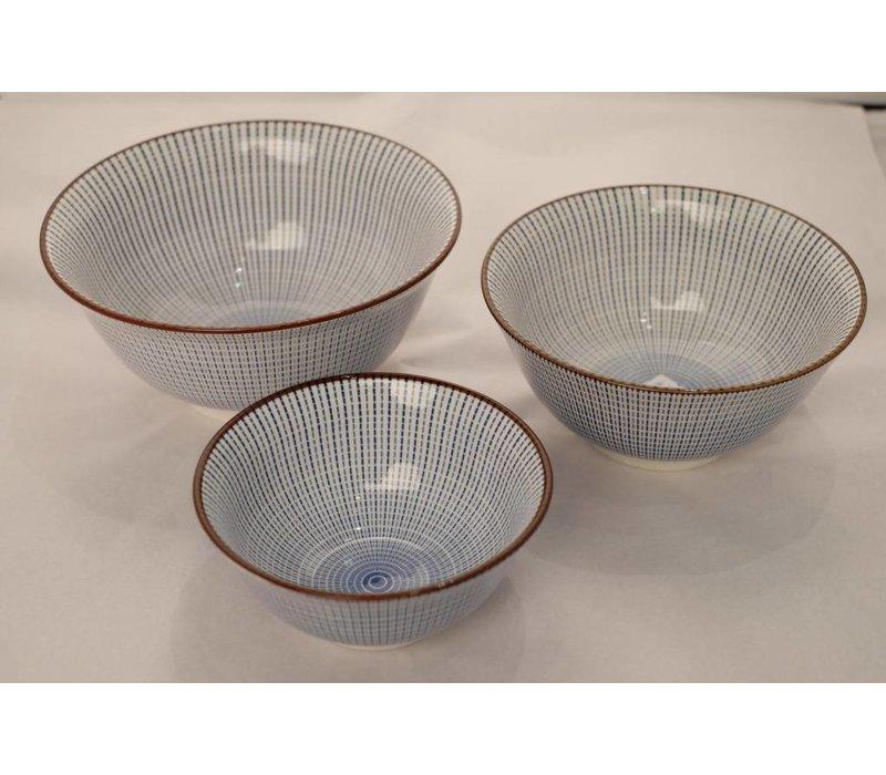 Chigusa selection Tableware Bowls various sizes
