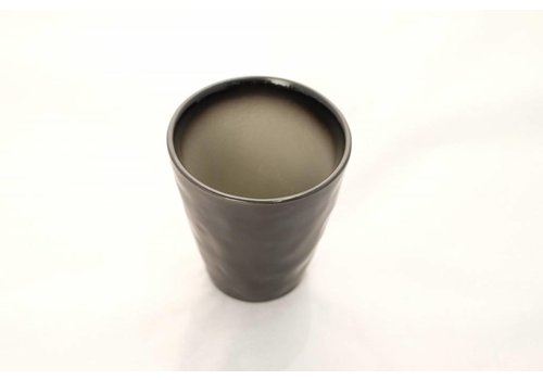 Fine Asianliving Kyoto Glassy Grey Mug 8.5cm
