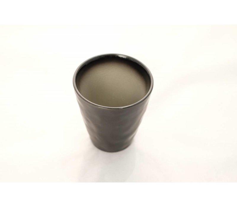 Kyoto Glassy Grey Mok 8.5cm