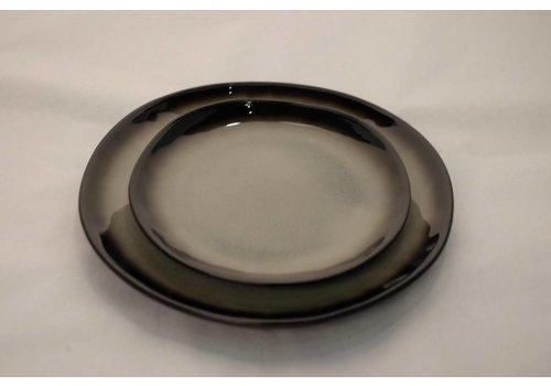 Fine Asianliving Kyoto Glassy Grey Plate various sizes