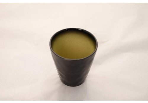 Fine Asianliving Kyoto Glassy Yellow Mug 8.5cm