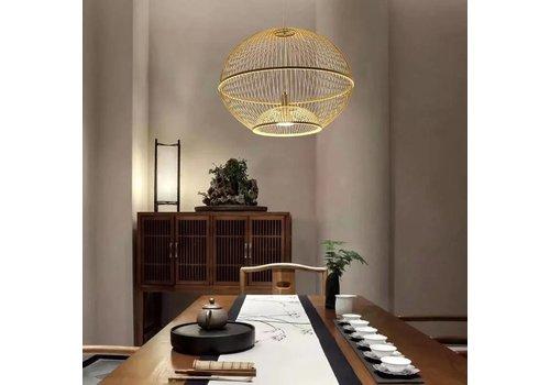 """Fine Asianliving Fine Asianliving Bamboe Hanglamp Handgemaakt -  """"Sisley"""""""