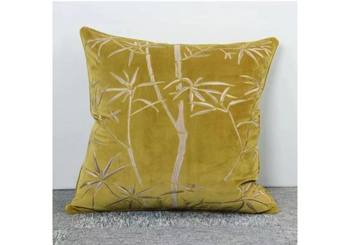 Fine Asianliving Fine Asianliving Green Cushion Bamboo