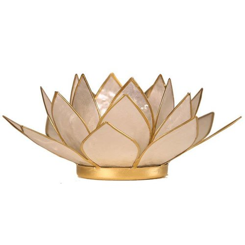 Atmospheric light Pearl Lotus