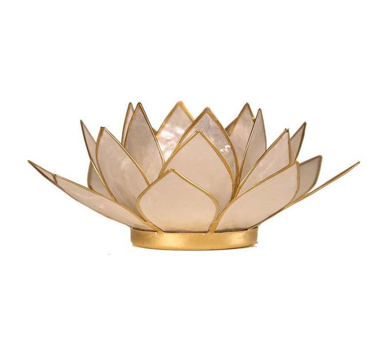 Atmospheric light Pearl Lotus