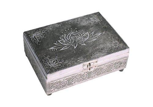Fine Asianliving Jewelery box Lotus storage box