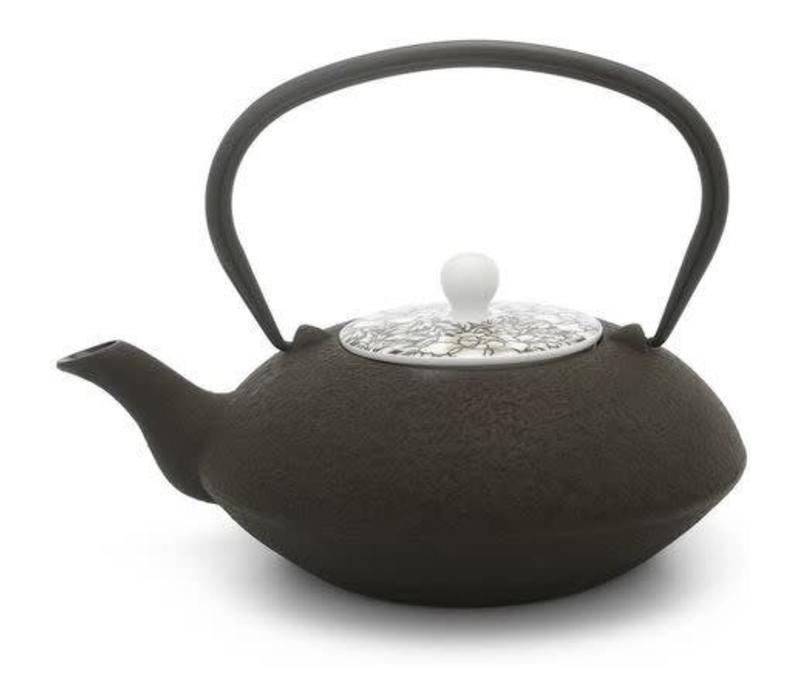 teapot Yantai 1.2L Black