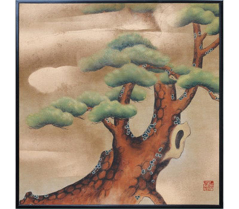 Chinese Schilderij Boom