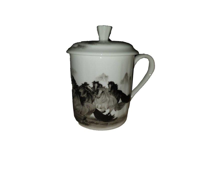 Tea Mug Paarden