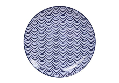 Fine Asianliving Japanese Tableware - Plate 25.7x3cm