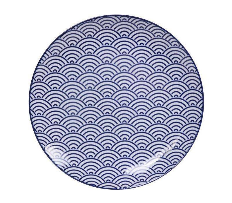 Japans Servies - Bord 25.7x3cm