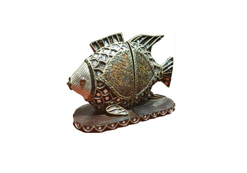 Fine Asianliving Bookend Fish